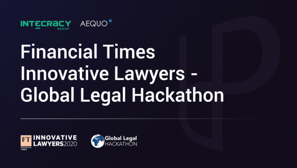 Intecracy Group and Aequo Join Efforts to Tackle Global Legal Challenges Risen during COVID-19